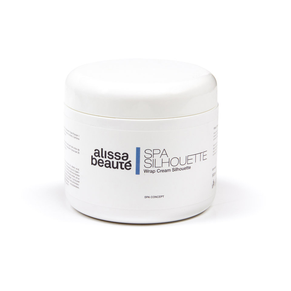 SILHOUETTE – Wrap Cream