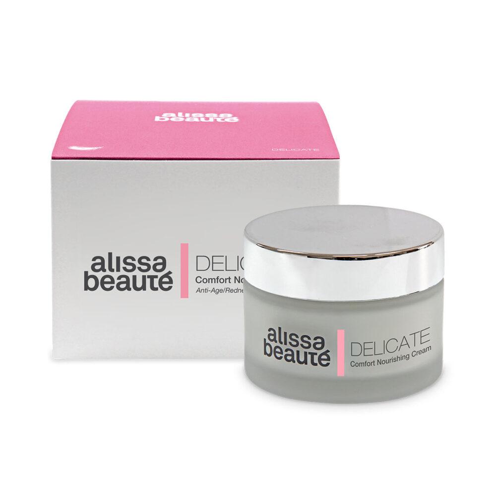 DELICATE – Comfort Nourishing Cream 50 ml |  Anti-Age&Anti-redness Solution