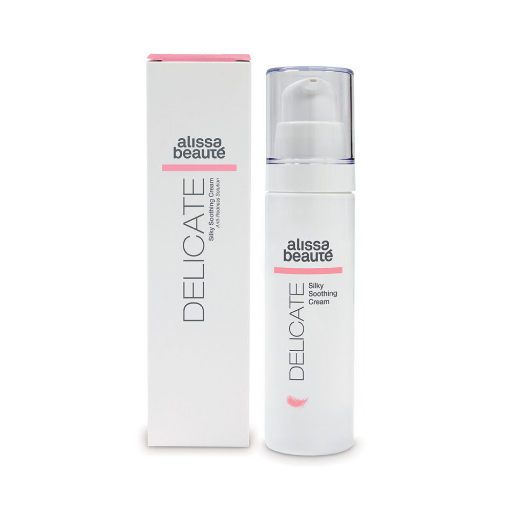 DELICATE – Silky Soothing Cream 50 ml | Anti-Redness Solution