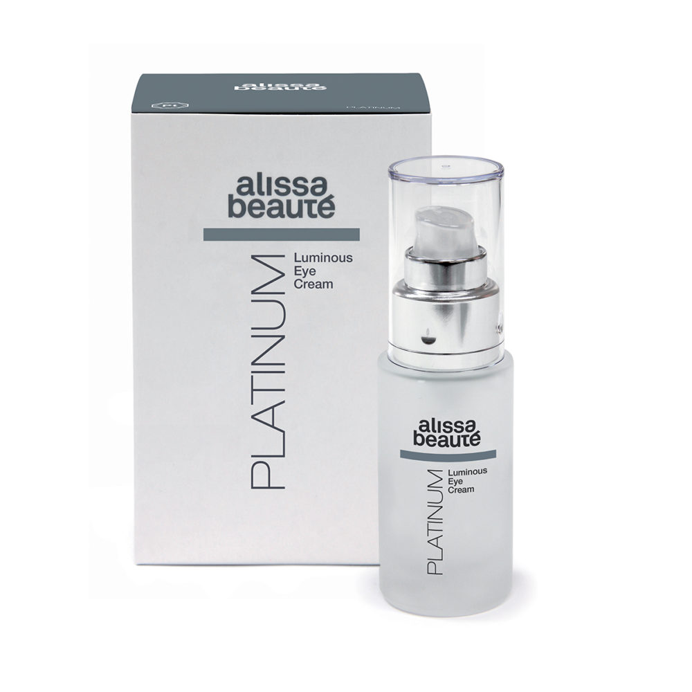 PLATINUM – Luminous Eye Cream