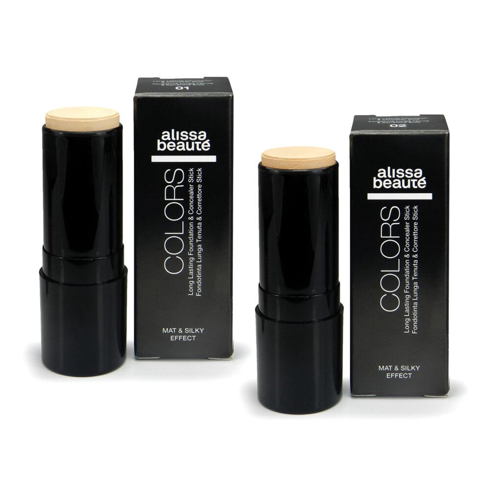 COLORS – Dlouhotrvající make-up & Concealer Colors