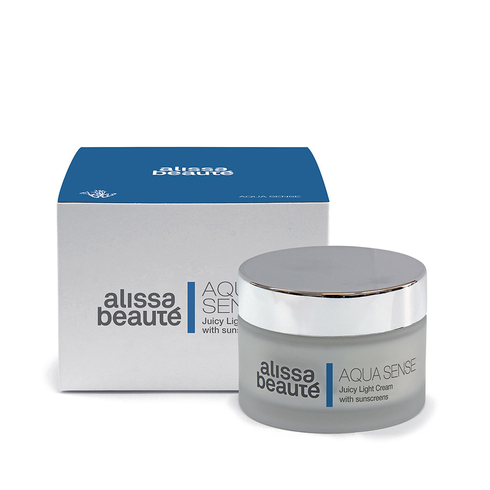 AQUA SENSE – Juicy Light Cream | 50 ml