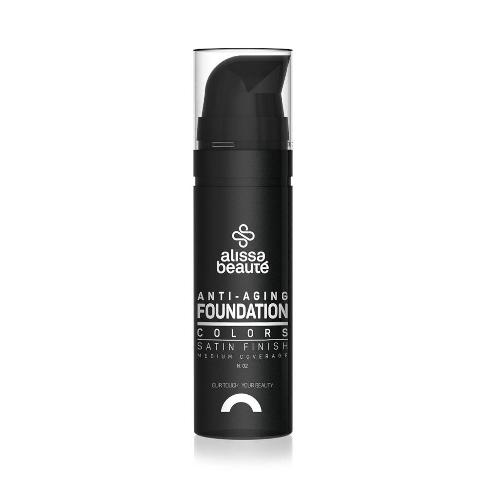 Anti-aging make-up 02 | 35 ml
